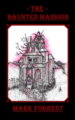 The Haunted Mansion new book cover