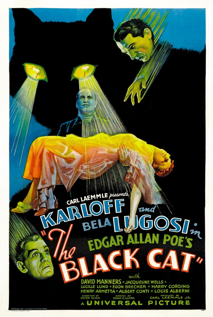 The Black Cat Film Poster